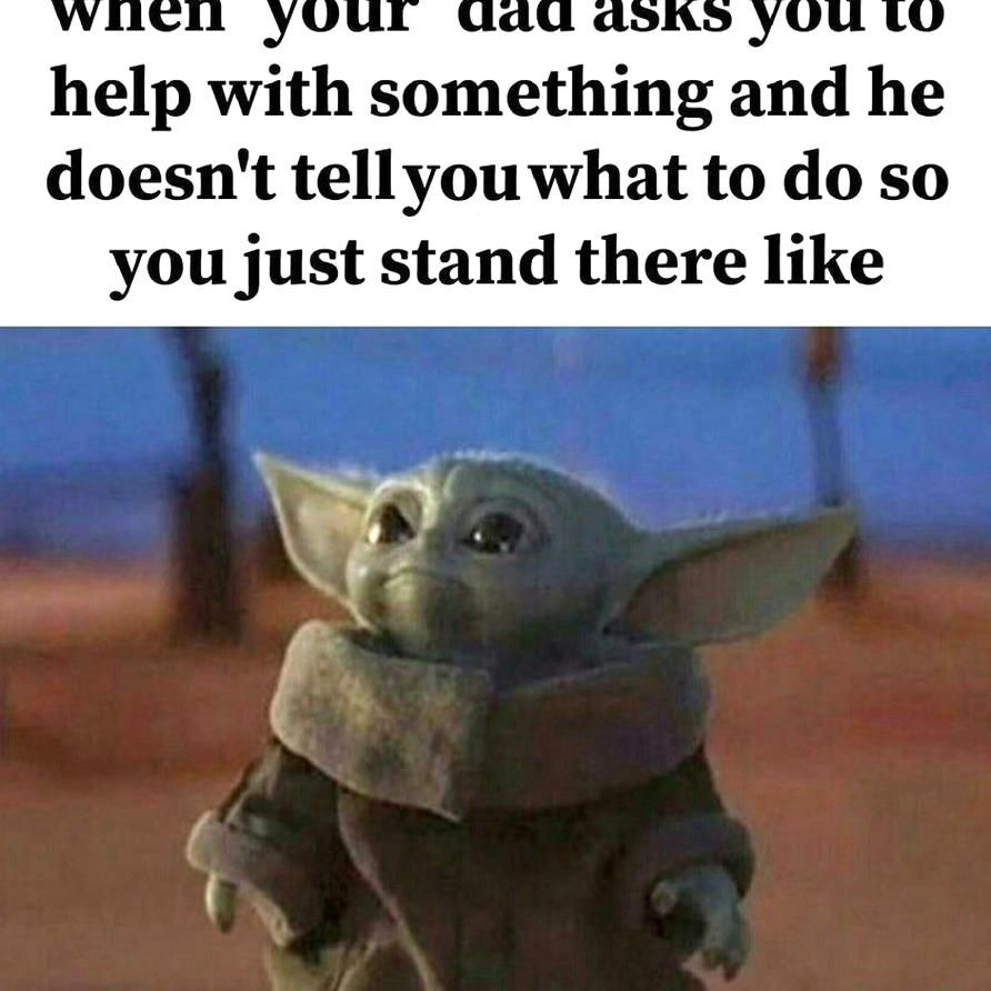 Cute Baby Yoda Memes Because The Inte Cant Even Memebase Funny Memes Source By Lucasoliveiramotta761 Yoda Meme Mom Memes Yoda