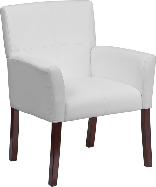 Enjoy Aesthetic And Utilitarian Uses Of Small White Chair Side