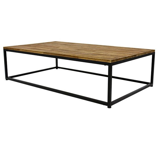 Table Basse Fabrikk Acacia Tables Basses But Malin Table