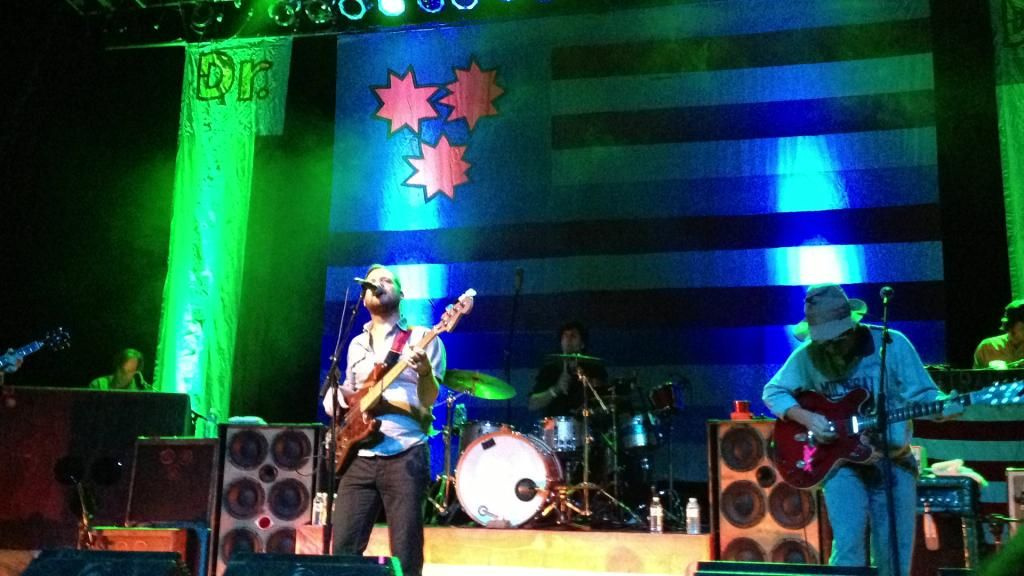 Dynamic Show Review | AZ | Dr. Dog | 10.11.12