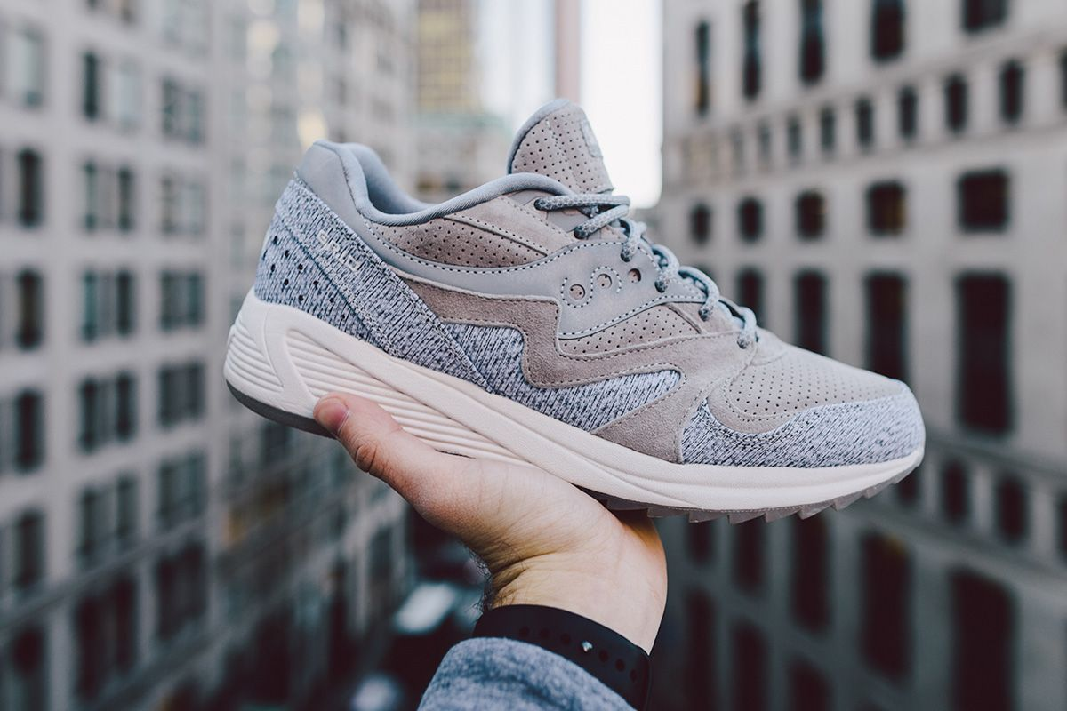 Release Date and Where to buy Saucony Grid 8000 CL