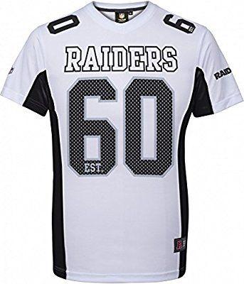 38a36be3b6261 Majestic NFL OAKLAND RAIDERS Moro Mesh Jersey T-Shirt