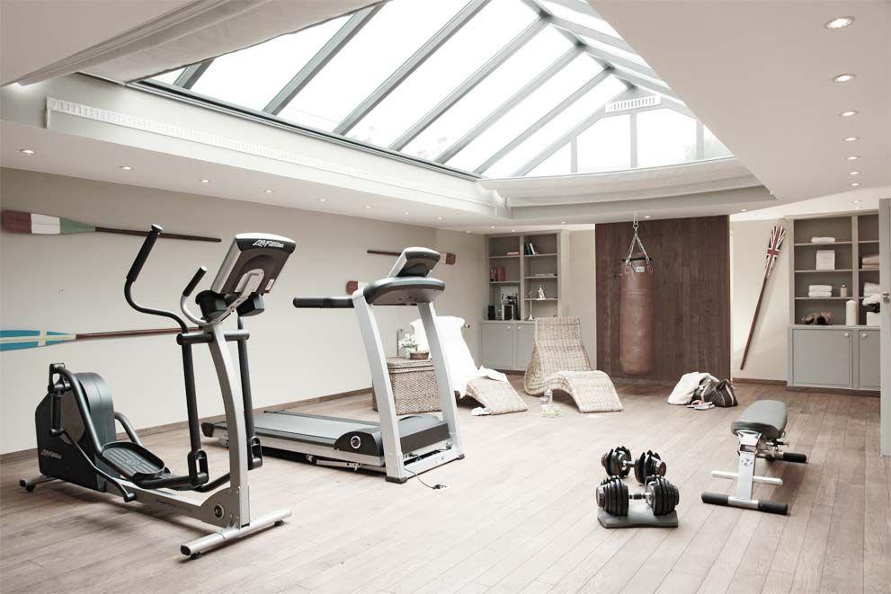 Bildergebnis für sauna und fitness   Gym   Wohnen, Zuhause und Sauna