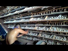 Quail Cage Plan / Desain Kandang Puyuh - YouTube | Burung ...