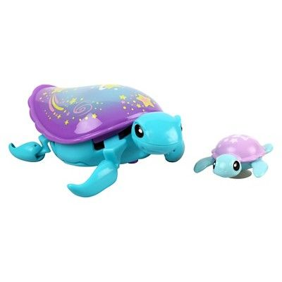 Little Live Pets Lil' Turtle Sky the Star Turtle and