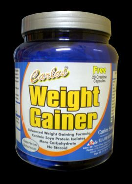 Carlos Health Supplements is the best weight gain supplement