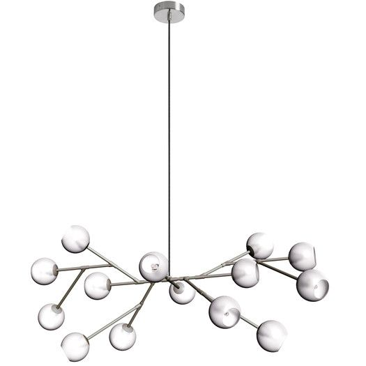 Radionic hi tech tanglewood 14 light chandelier allmodern · contemporary chandelierglass ballmodern designmodern