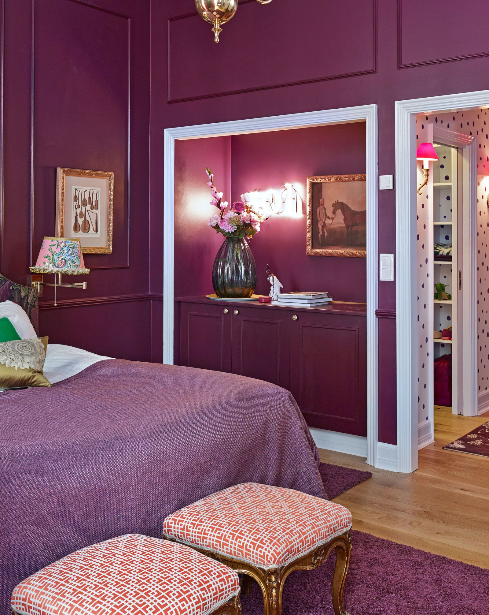Luxury Hotel Bedrooms: Luxury Oslo Accommodation