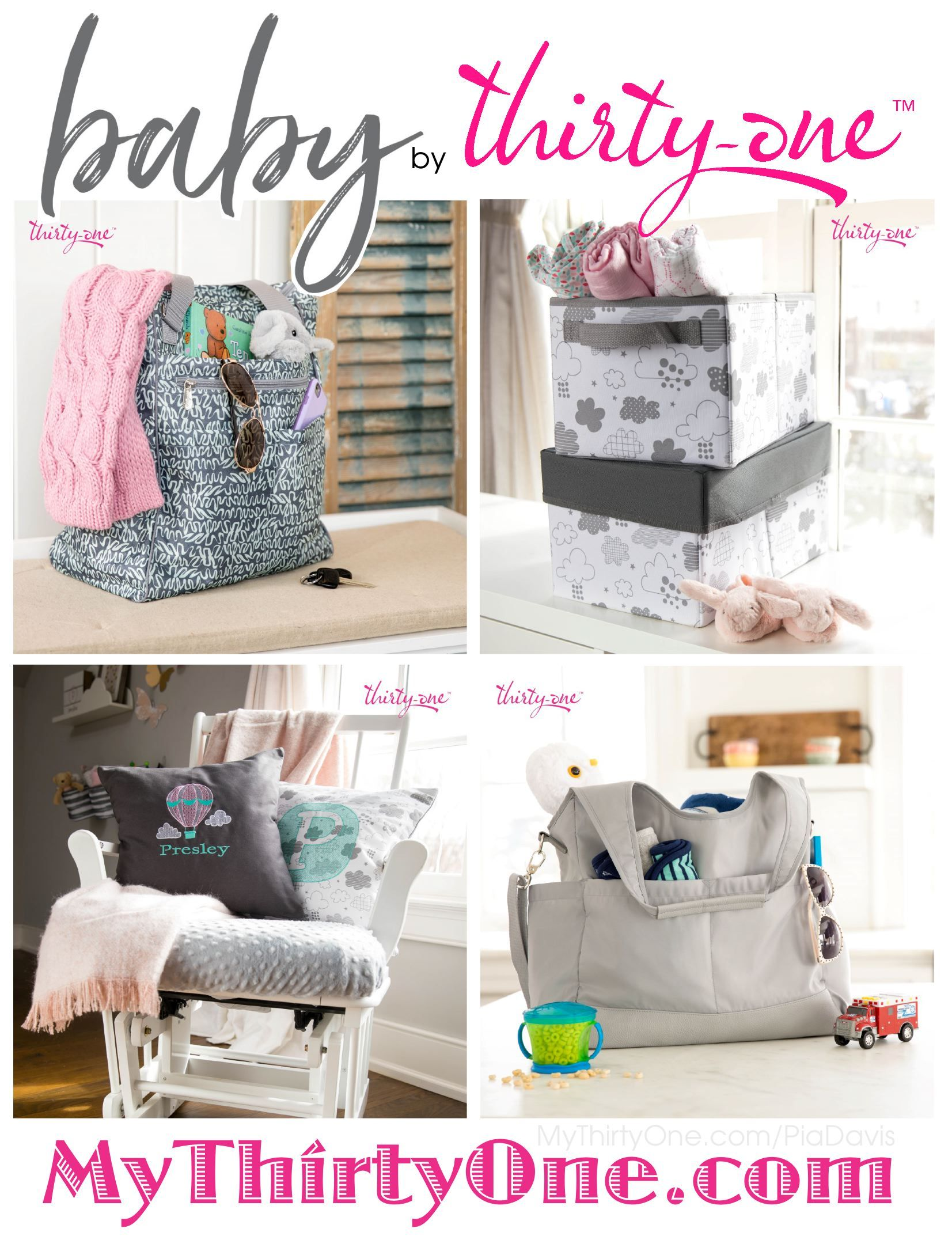 31 Baby By Thirty One Gifts Has New Personalization Ideas