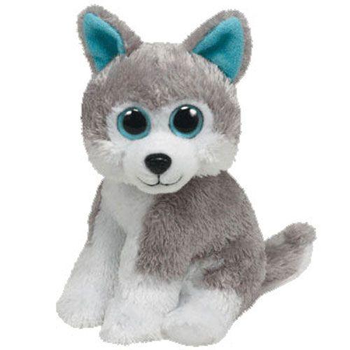 Ty Beanie Babies Sledder Husky by Ty Beanie Babies toy Plush Animal