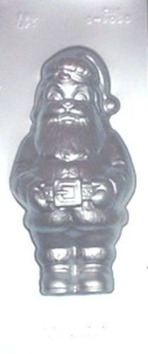 "11 3/4"" Tall x 7"" Extra Large Santa Front Chocolate Candy Mold Christmas B9050 $12.00 USD"