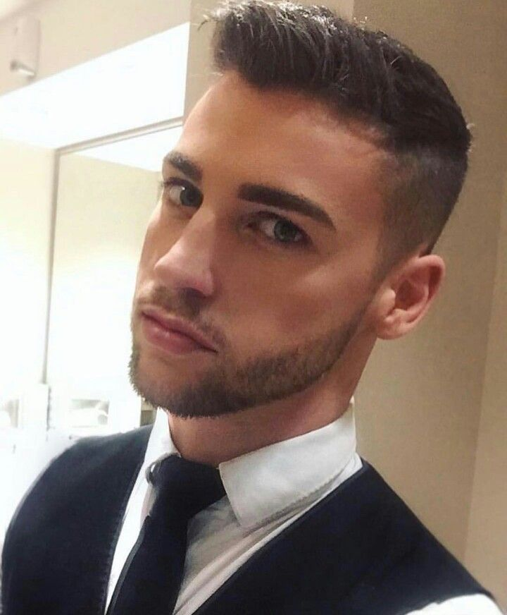 Oh yeah! (With images) | Cool hairstyles for men, Formal hairstyles men, Afro hairstyles men