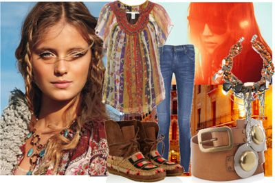 Boho Hippie Style Clothing Wholesale Boho Chic Bohemian Fashion