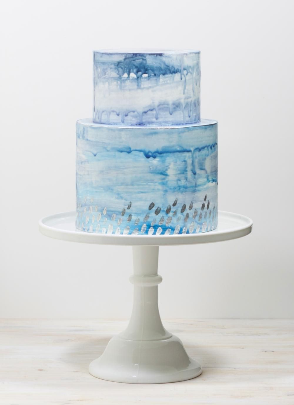 Timeless Gorgeous Winter Wedding Color Combinations Watercolor