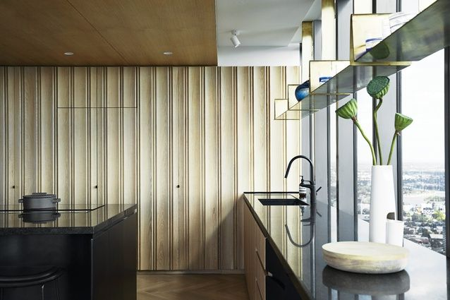 Highly crafted Freshwater Apartment Joinery Pinterest Joinery - interior trend modern gestein