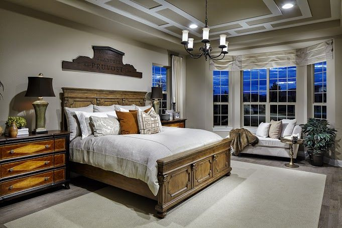 By Using Soothing #neutral Colors, Transform Your #bedroom