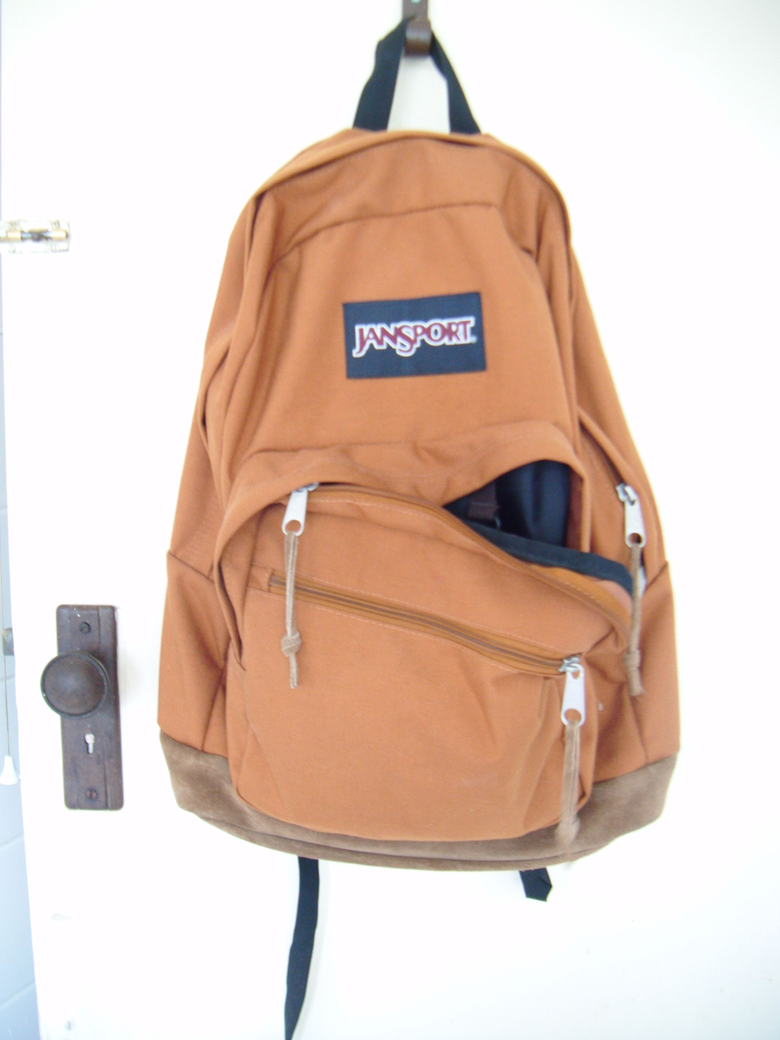 my jansport backpack  078de377ca91e