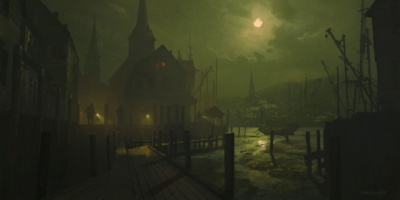 Highway To Hell Art Lovecraftian And Horror Art