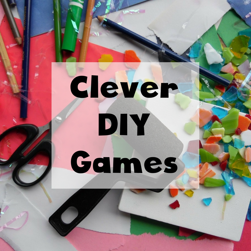 Easy DIY Games For Kids, Teens, And Families Including DIY