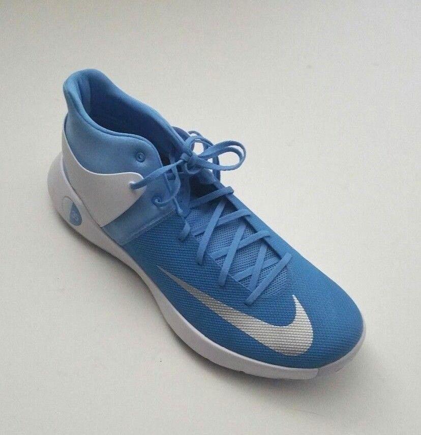 39e820f9983a Nike 856484-443 Zoom KD Trey 5 IV Basketball Shoes Light Blue White Size 18  826218527371