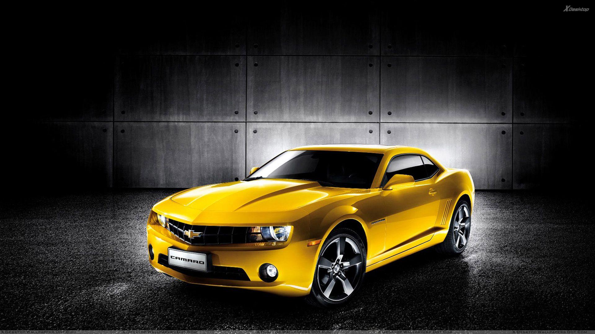 Chevrolet Camaro Wallpaper 1080p Cars Wallpapers Hd Chevrolet Camaro Yellow Chevrolet Camaro