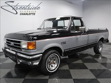 1990 Ford F 150 For Sale In Concord Nc Ford Pickup Trucks Ford F150 Ford