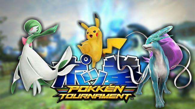 Pokken Tournament Wii U Iso Usa Loadiine Http Www Ziperto