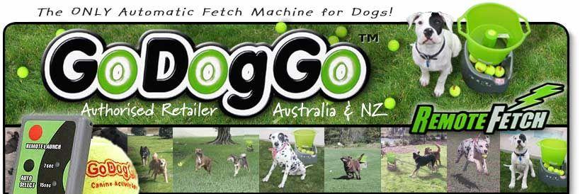 godoggo g3 fetch machine