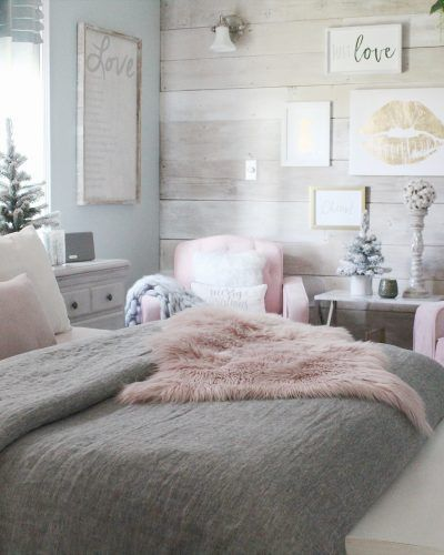 Home Decorating Ideas Cozy Guestroom Bedroom Small Cozy: Cozy Romantic Winter Bedroom