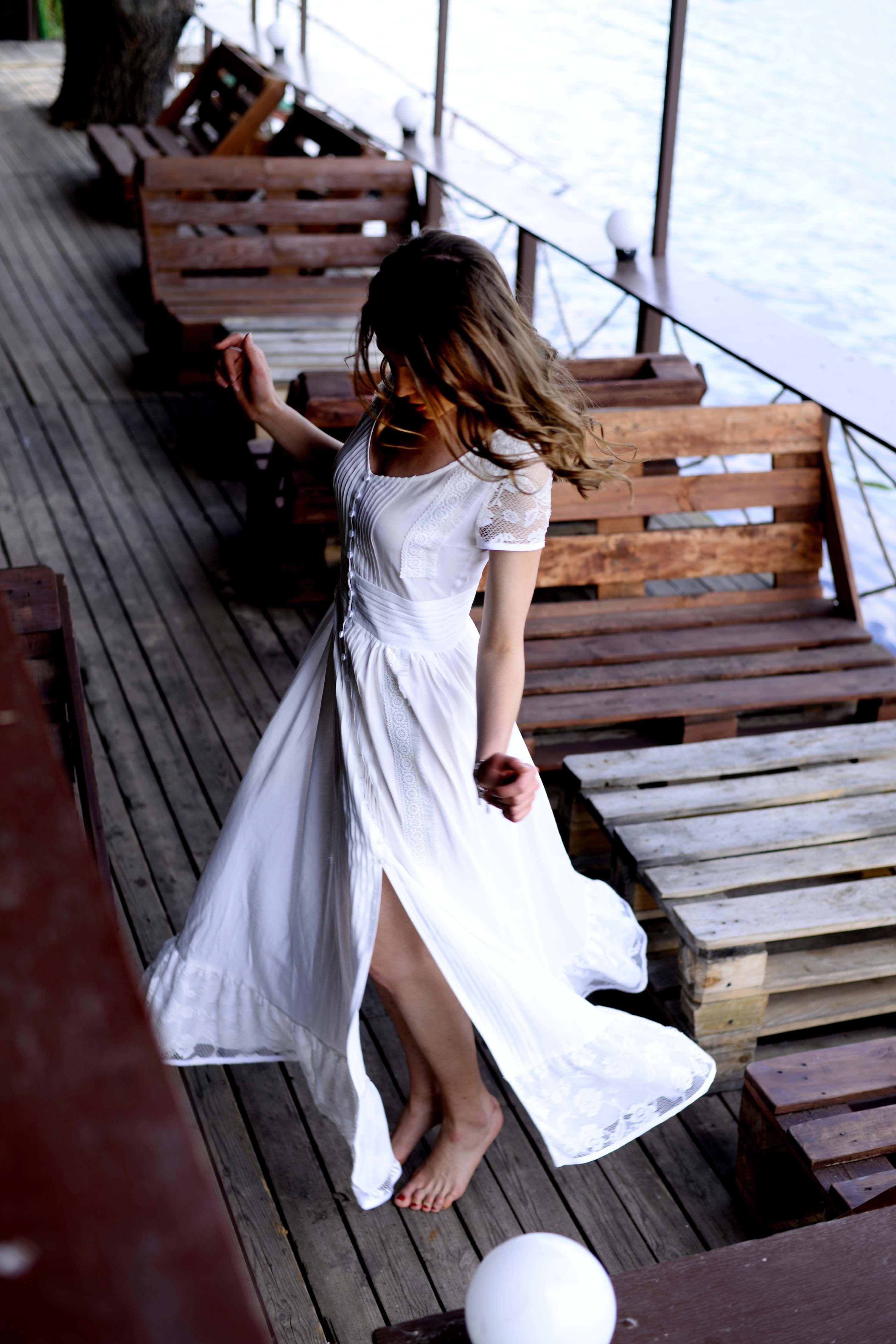 abfd030c009 Купить Платье Alpha белое недорого в интернет-магазине Платьице с доставкой  по Киеву и Украине