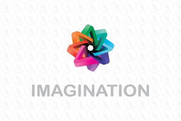 imagination - $300 http://www.stronglogos.com/product/imagination #logo #design #sale #IT #consultant #software #developer #multimedia #app