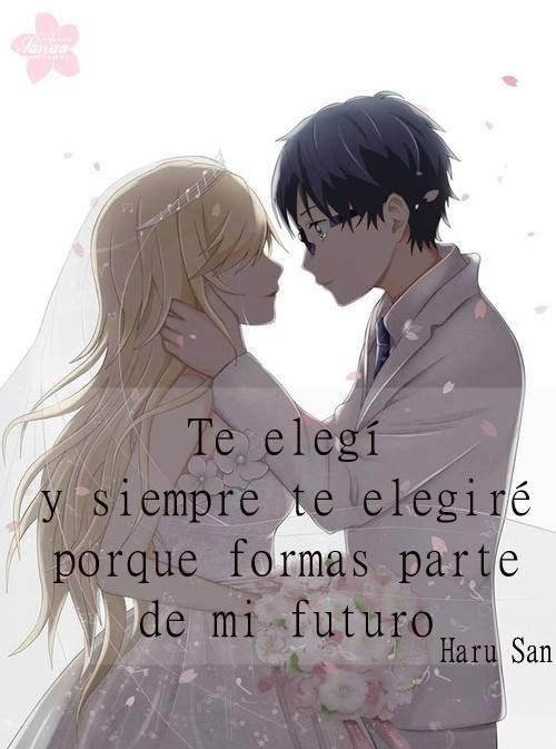 Pin De Monserrath En Frases Otaku Pinterest Frases Amor Y Triste