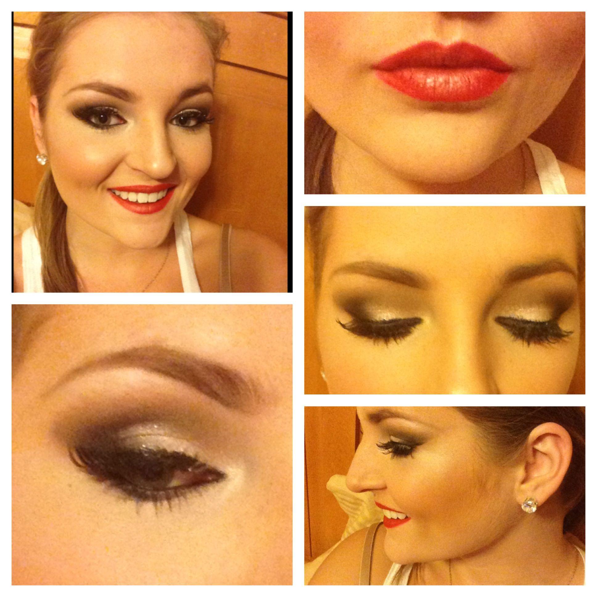 Pin by Kenzie Jordan on Makeup  Dance makeup, Stage makeup dance