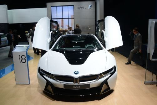 BMW 18 Concept