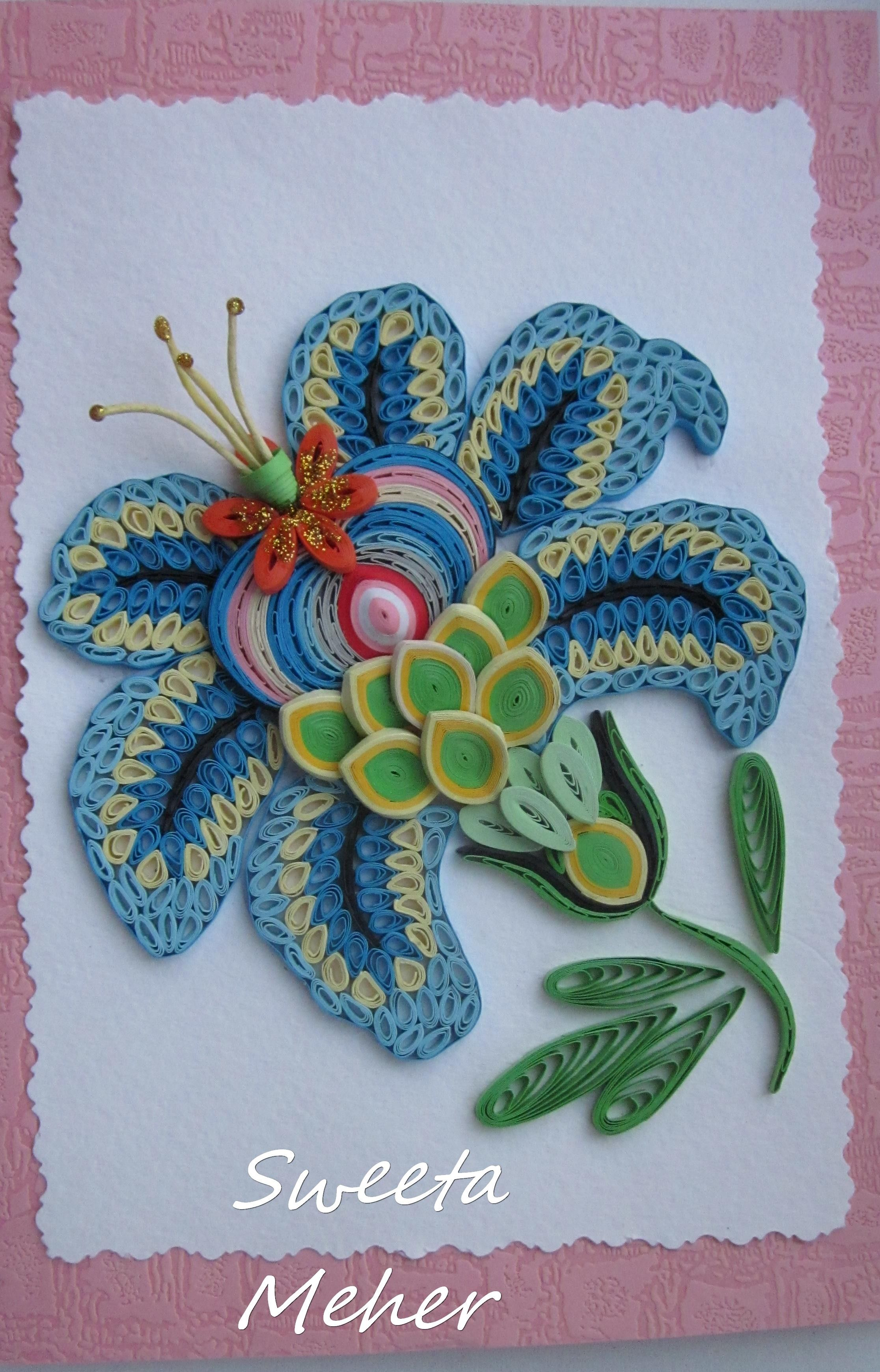 Pin By Sweeta Lana On My Quilling Pinterest Quilling Paper