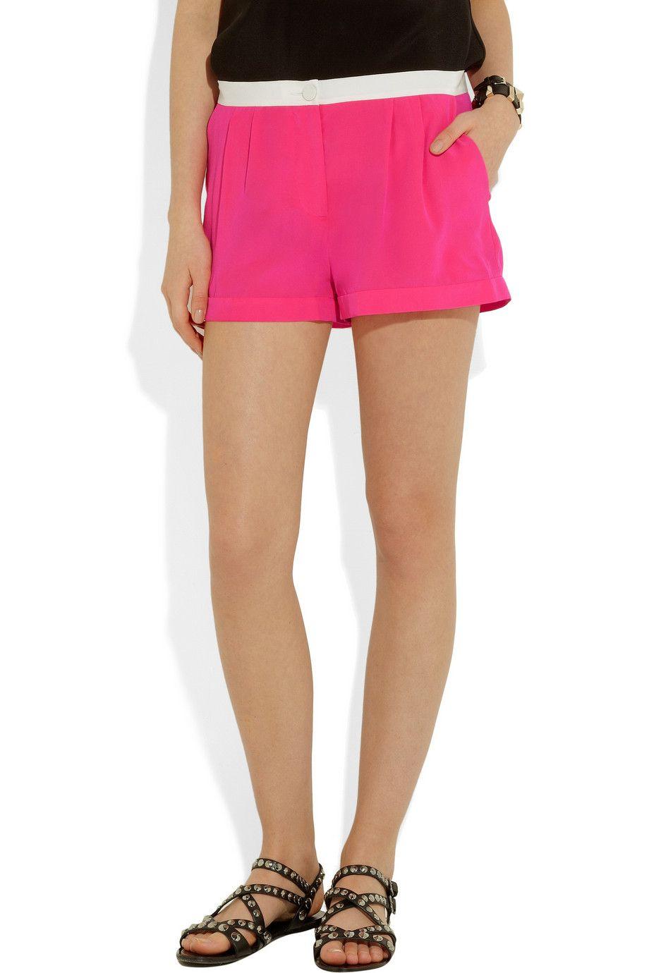 Hot Pink #shorts#pants Mason by Michelle Mason