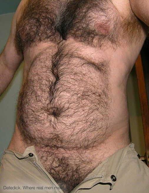 Guess trimed or hairy