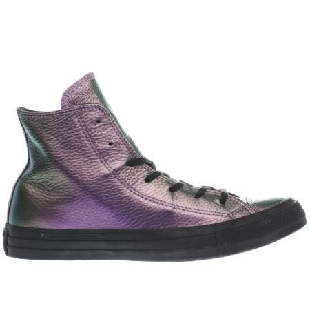 d40461c084 womens converse purple all star leather hi trainers