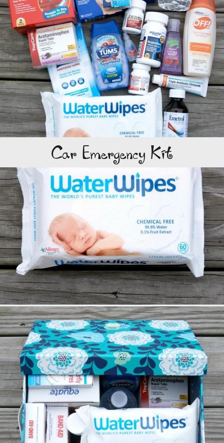 Car Emergency Kit Hand Sanitizer Kit Free Cars