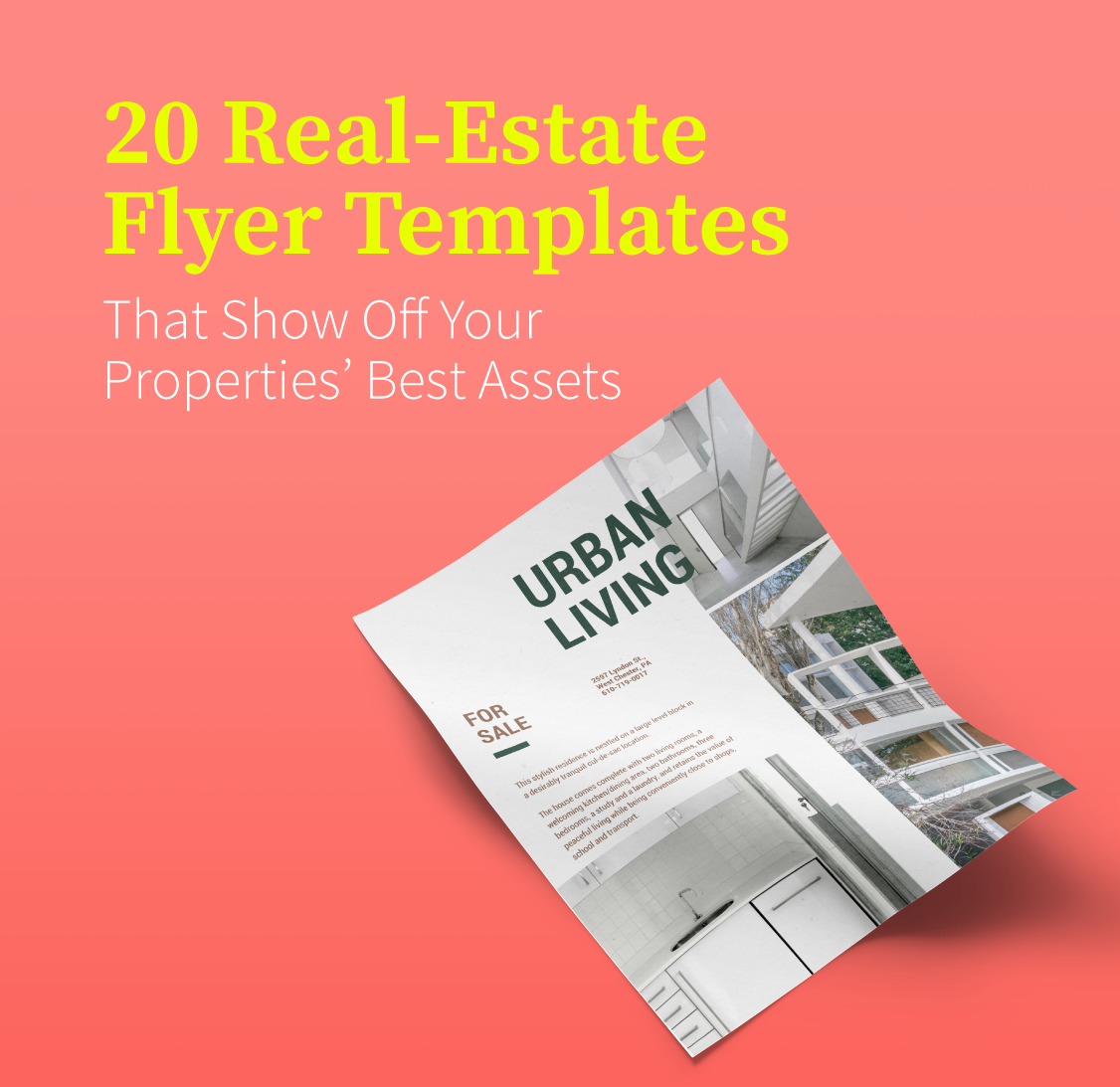 20 eye catching do it yourself real estate flyer templates from the 20 eye catching do it yourself real estate flyer templates from the canva library solutioingenieria Choice Image
