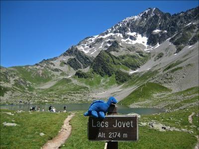 Hikes near Chamonix - Hiking around St. Gervais