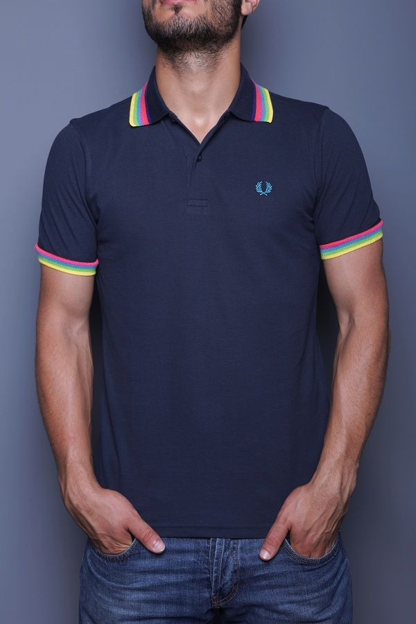 afd6df02a 23.90€ Fred Perry Slim Fit Men's Polo T-Shirt Polo Collar, Button Placket, Short  Sleeves, Bay leaf brand Logo About Brand Fred Perry Founded 1940's by ...