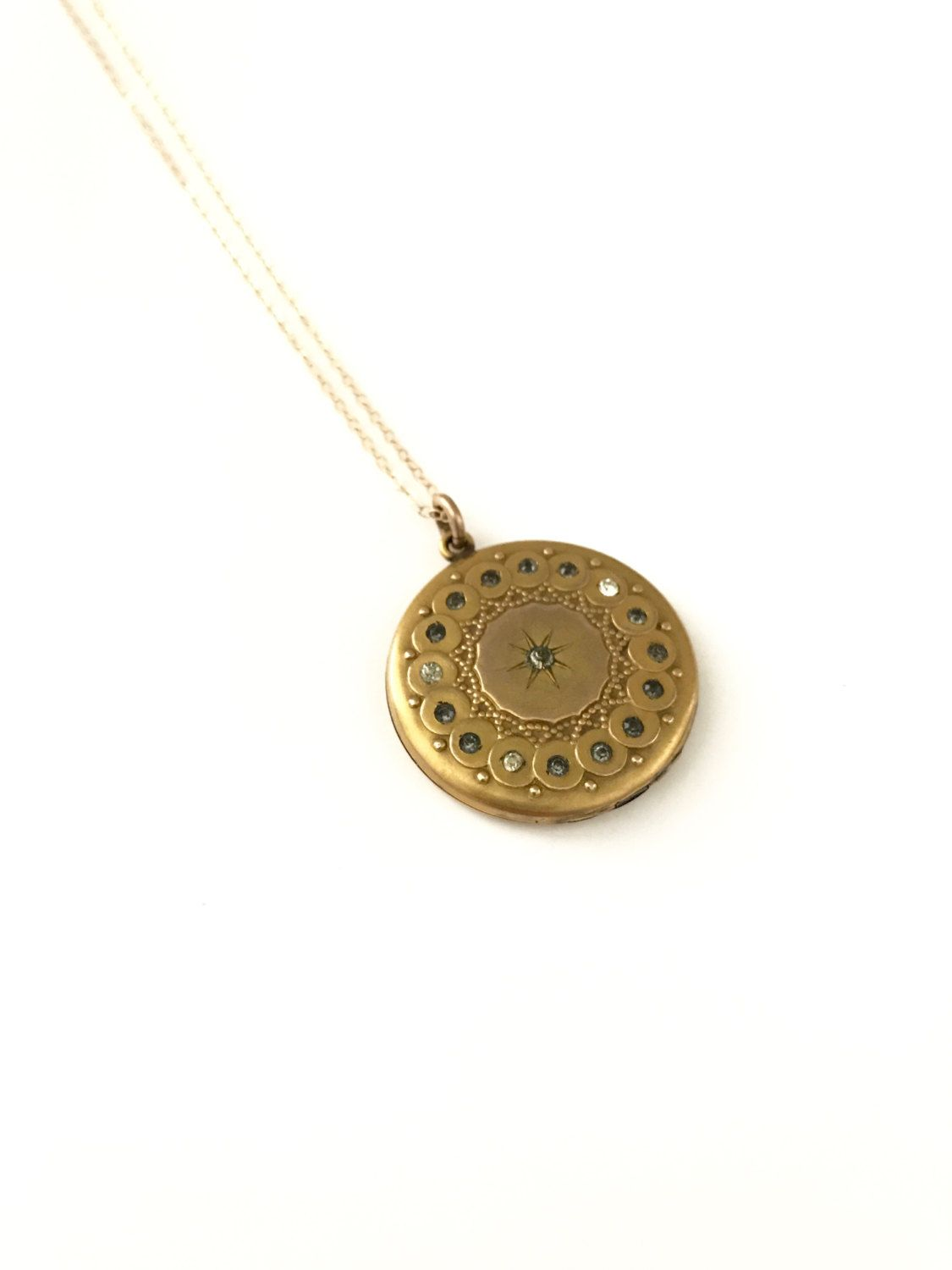 locket chain golden store lockets