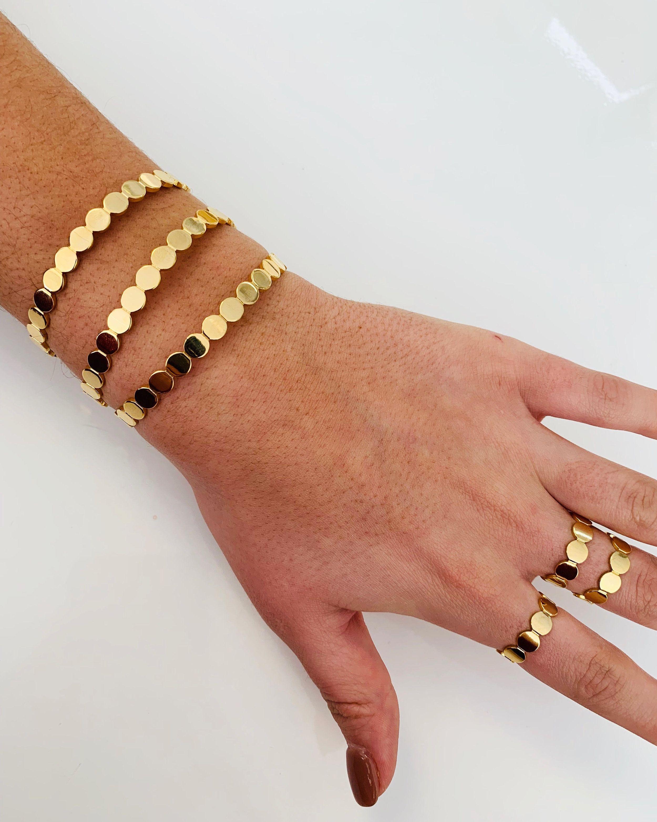 delicate bracelet handmade bracelet gift for women israel jewelry birthday gift for her sterling silver bangle bracelets for women