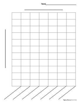 Bar Graph Templates Bar Graph Template Bar Graphs Blank Bar Graph
