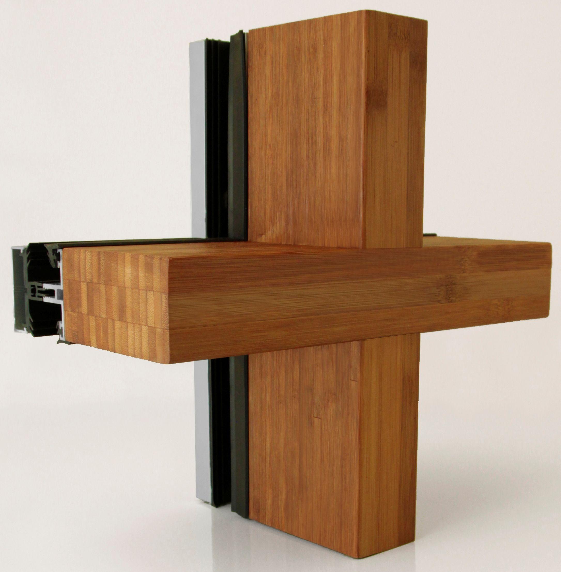 Wood Mullions For Windows : Wood mullion curtain wall menzilperde