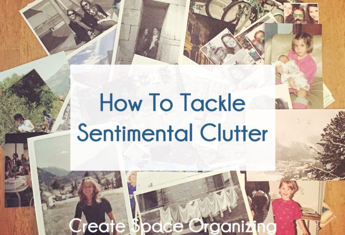 How to Tackle Sentimental Clutter