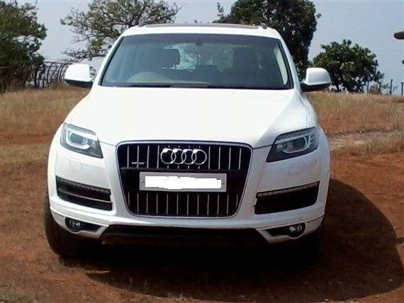 The All New Audi Q7 3 0 Litre Quattro 2012 In Goregaon West Mumbai Used Cars Mumbai Quikr Classifieds New Audi Q7 Used Cars Mumbai