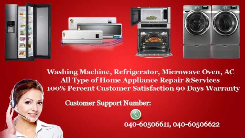 Electrolux Refrigerator Repair Center in Hyderabad 658