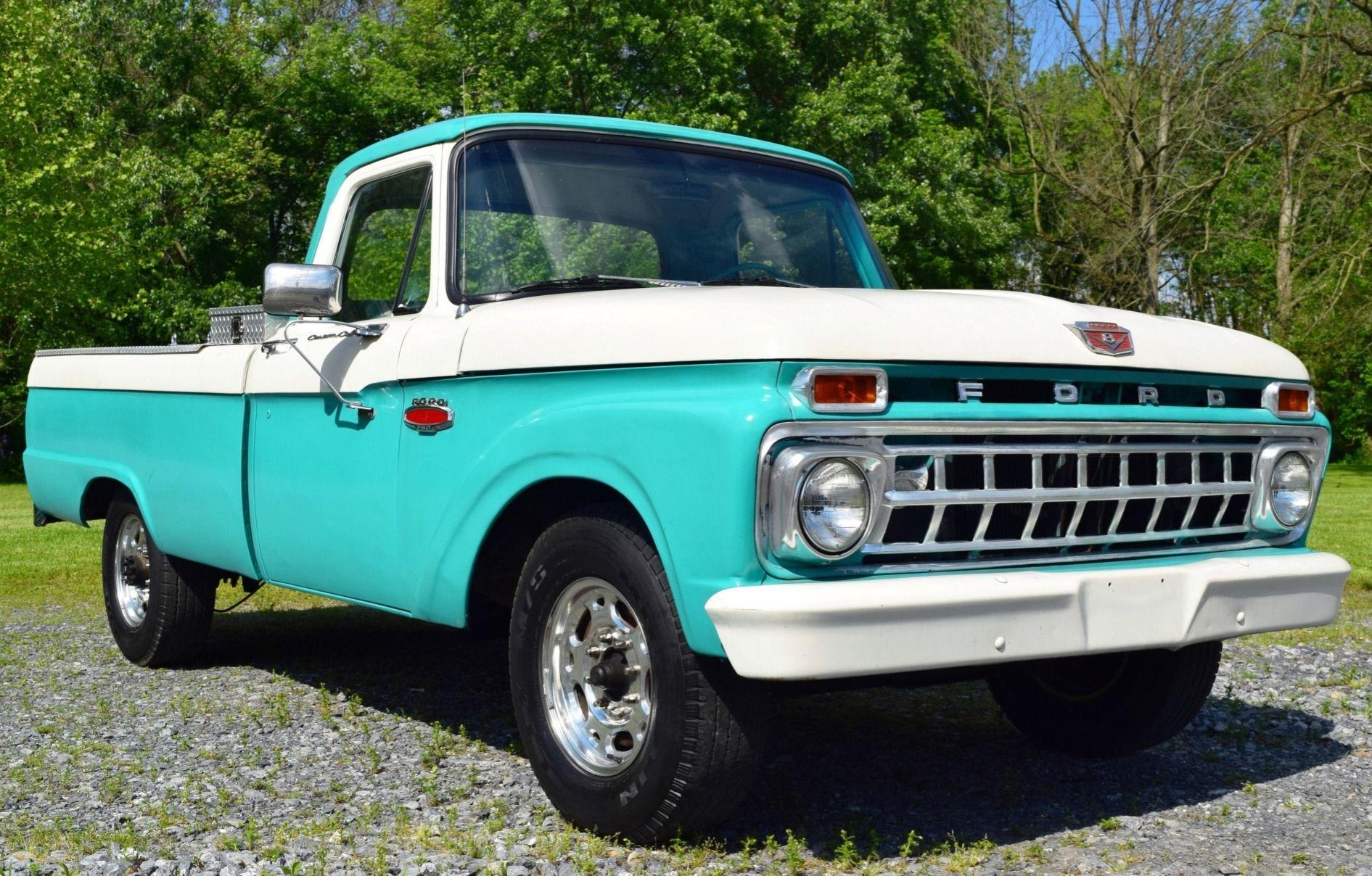 1965 Ford F250 4Speed Classic ford trucks, F250